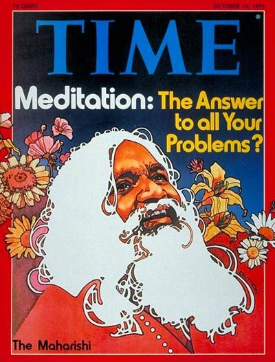 The Maharishi | October 13, 1975