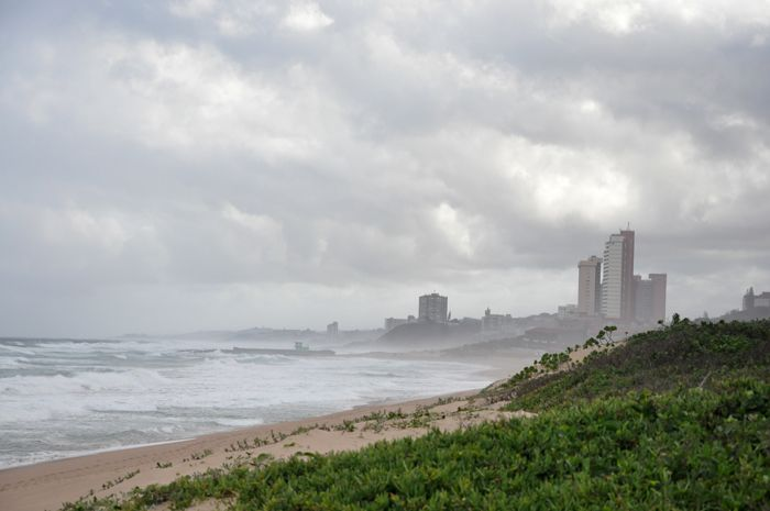 "A view on Amanzimtoti (meaning ""The water is sweet""), Kwazulu-Natal By Anita Cruywagen Photography"