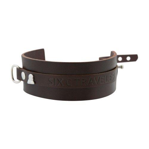 Nomad Leather Bracelet – M3 – Six Continent Traveler