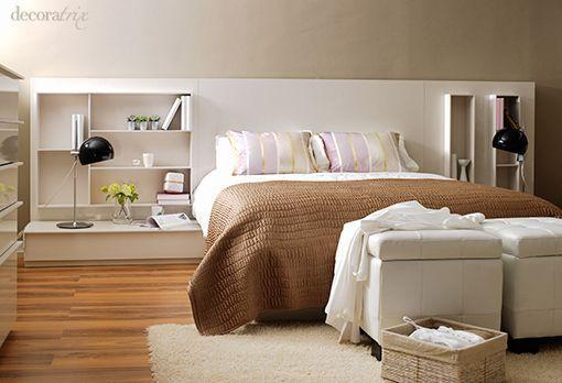 Tonos arena dormitorio