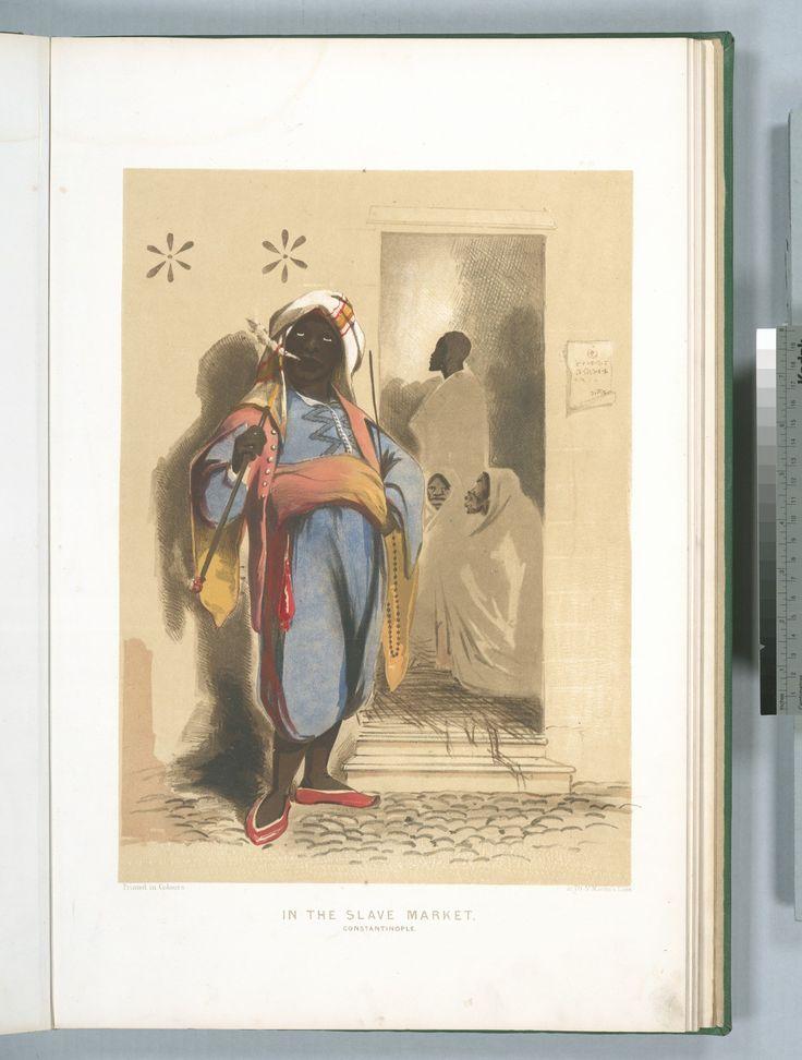 1854 Yılında Yayınlanmış İstanbul ve İyonya Adalarında Giyim ve Günlük Yaşam - Tarih Kurdu