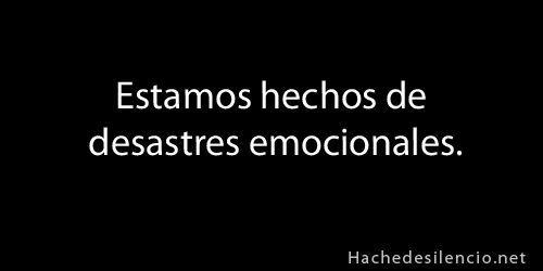 Estamos... #HacheDeSilencio