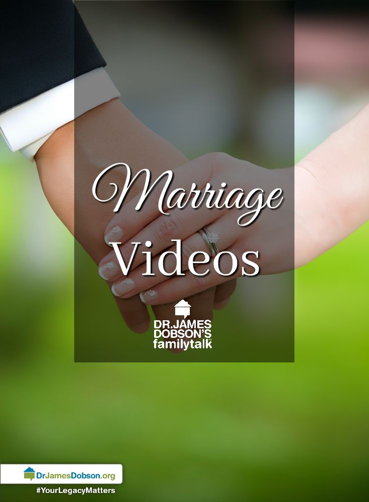 90-Second Videos dedicated to marriage and Christian marriage values!