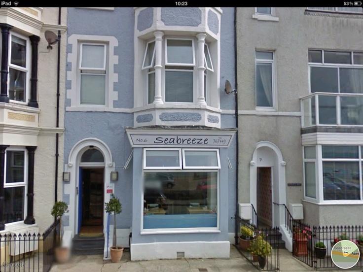 Seabreeze, Aberdyfi