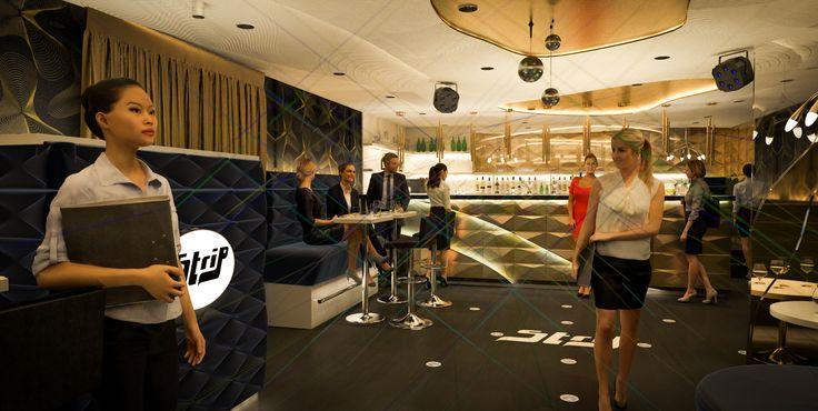#3D, #Club, #csiszer #Interior, #design #csiszertamas