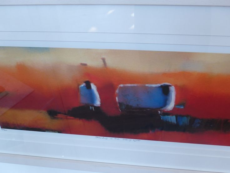 beautiful colourful print by Sinead Mc Daid