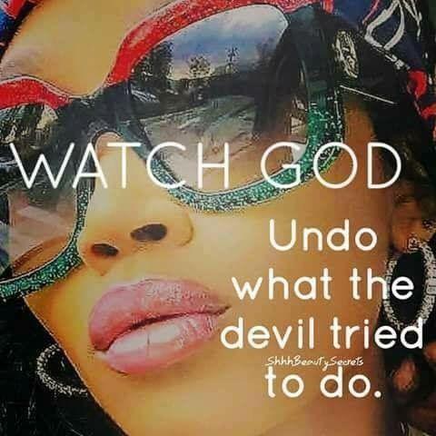 Watch God undo