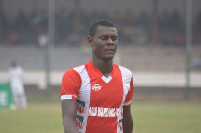 Asiegbu Polls highest in VAT Wonder Goal 6 Voting   Abia Warriors Shedrack Asiegbu has been announced winner of the VAT Wonder Goal Award in a tight race decided online.  He fought off stiff challenges from Leagues top scorer Stephen Odey and Musa Newman of Akwa United to cart home the award.  Goals scored by the three were shortlisted out of the total 18 goals of the Match Day and at the end of voting 731 fans voted on the website while another 361 voted on the twitter platform.  Asiegbus…