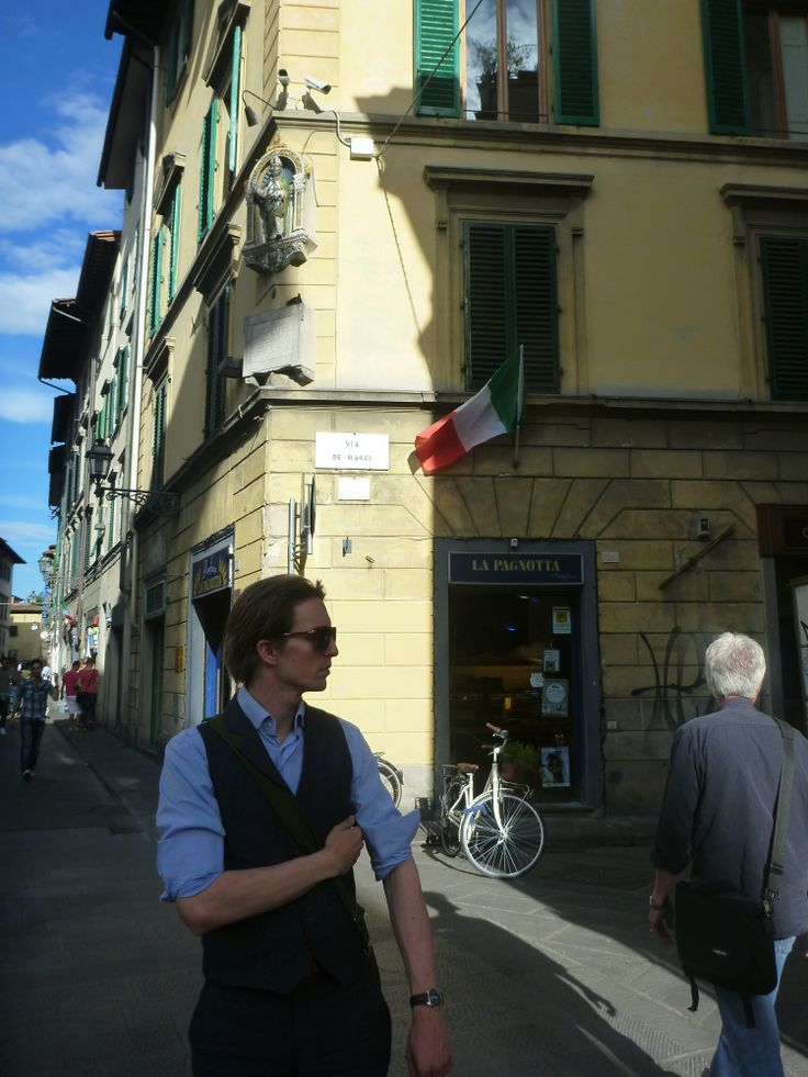 Pitti Uomo 86 in the year 2014 - Ab Suomen Herrainpukimo Oy participating for the first time!