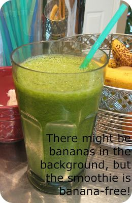 Green Smoothie FP Spinach, berries, sweetener and protein. Option- coconut milk.  Breakfast or snack