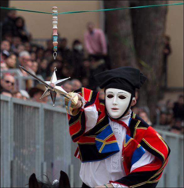 The Sartiglia of Oristano: the most spectacular carnival in Sardinia