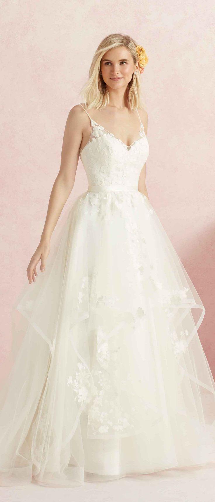 Wedding Dress from Beloved by Casablanca Bridal | Spring 2017 Awaken Collection