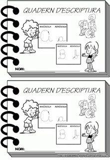 Llibret d'evolució de l'escriptura (P5)