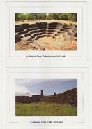 10 Nos. Sri Lanka HISTORICAL PLACES Unposted Postcards Collection | For sale on Delcampe