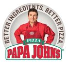 Papa John's Pizza Prices and Locations - Menu With Price