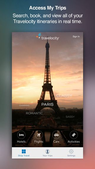 Travelocity - Deals on Hotel Booking, Airline Tickets, Car Rentals & Trip Activities by Travelocity