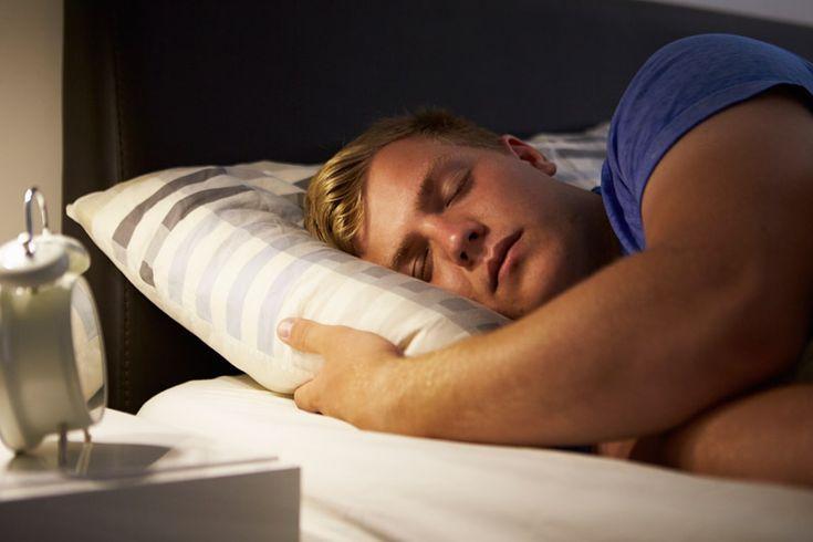 Om søvn hos høysensitive personer.