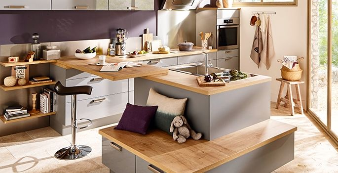 7 best maison-cuisine images on Pinterest Kitchen ideas, Kitchen