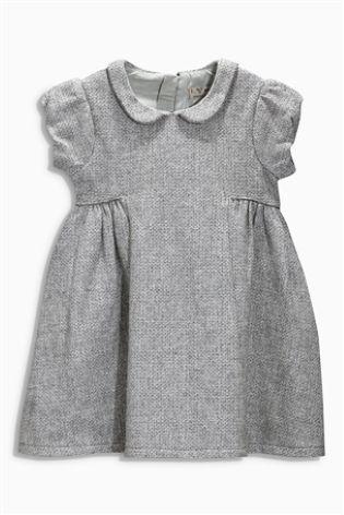 Buy Grey Tweed Dress (3mths-6yrs) online today at Next: Australia