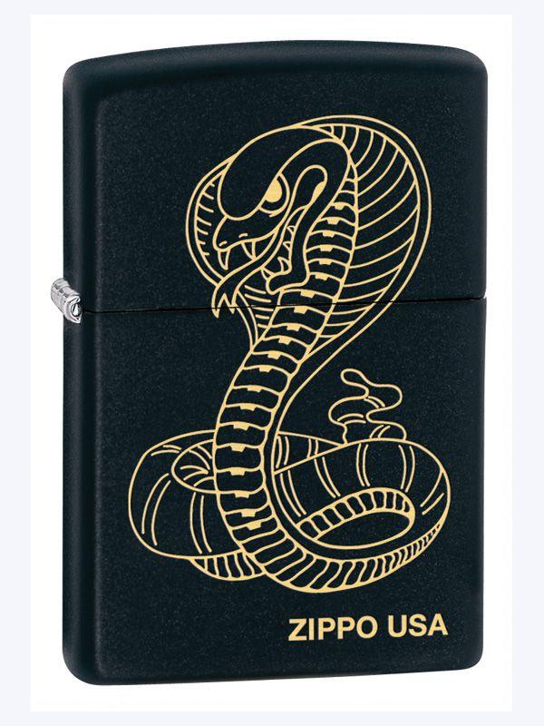 Zippo USA Snake