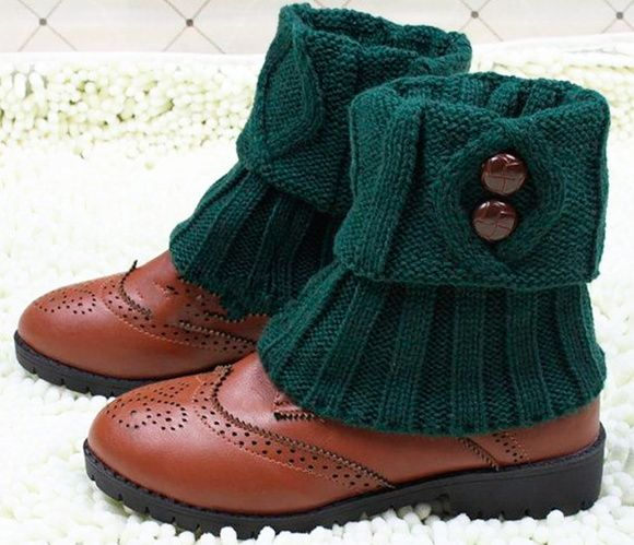 Boot Cuff - 07