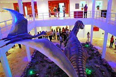 Museu de Paleontologia da Universidade Regional do Cariri (URCA) de Santana do Cariri. Geopark Araripe. geoparkararipe.org.br/ R. Carolino Sucupira, Crato - Ceará.