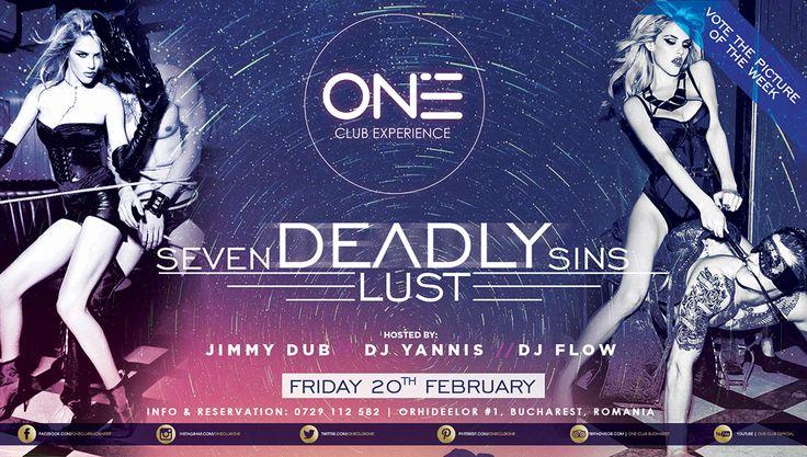 Seven Deadly Sins - LUST - One