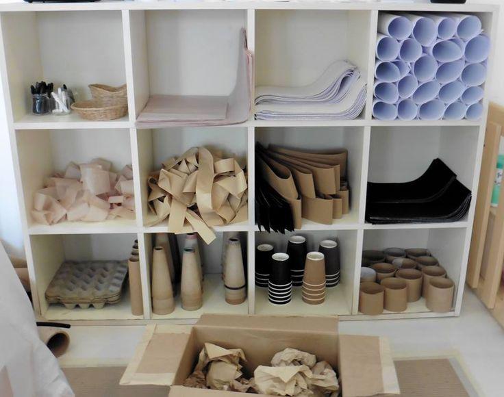 Tipos de materiales de cartón para jugar y cómo presentárselos a los niños – Tierra en las manos