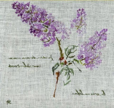 Lilas bye (of Birdland) - Le fourre-tout de Marie-Thérèse Saint-Aubin