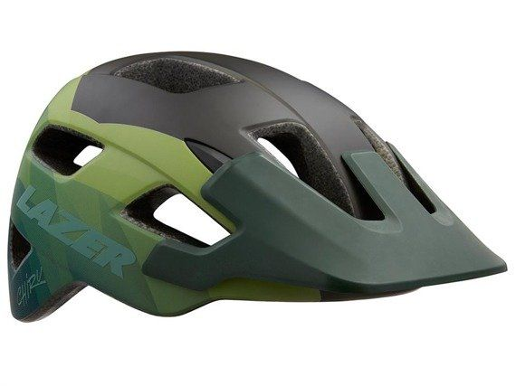 Kask Lazer Chiru Matte Ciemno Zielony M 55 59 Cm Buty I Odziez Kaski Rowerowe Mtb Internetowy Sklep Rowerowy Rowerek Pl In 2020 Bike Helmet Bicycle