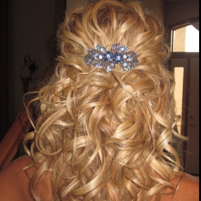 Prom hair! | Heather | Pinterest | Hair, Wedding Hairstyles and Hair styles