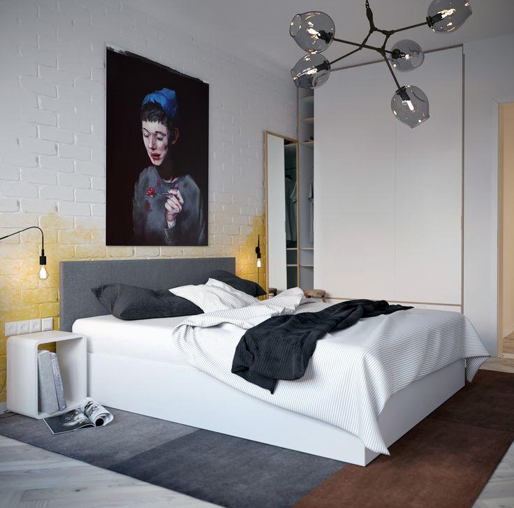 Moderne Slaapkamer | Slaapkamer ideeën