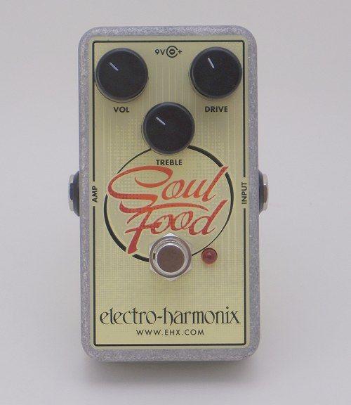 AMZ-FX Guitar Effects Blog » Blog Archive » NPD: EHX Soul Food ...