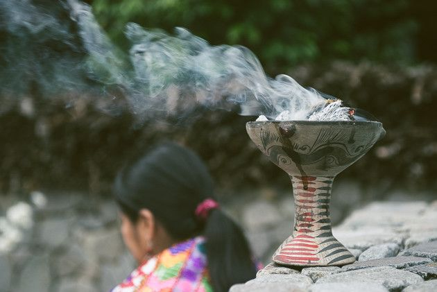 Stunning Mayan Wedding | Daniel Lopez Perez Photography | Bridal Musings Wedding Blog 13