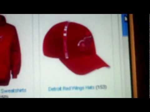 Detroit Red Wings Jerseys Apparel Merchandise