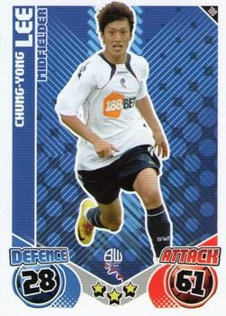 2010-11 Topps Premier League Match Attax #100 Lee Chung-Yong Front