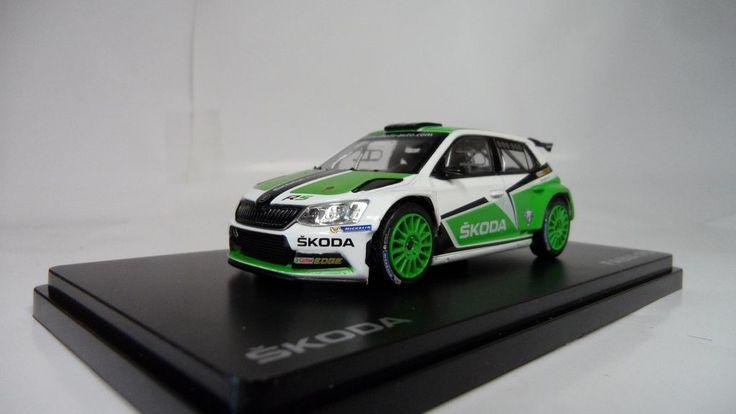 New model Fabia R5 Show car