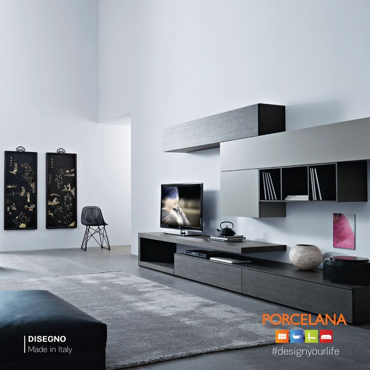 Για τους λάτρεις του #Minimal, προτείνουμε #Sophisticated σύνθεση επίπλου «Disegno», απαράμιλλου ιταλικού #design! #DesignTip: Οι γκρι αποχρώσεις σε έναν χώρο, συντελούν στη δημιουργία κομψής & χαλαρωτικής ατμόσφαιρας Follow us on #Instagram as #Porcelanagr here: http://instagram.com/porcelanagr