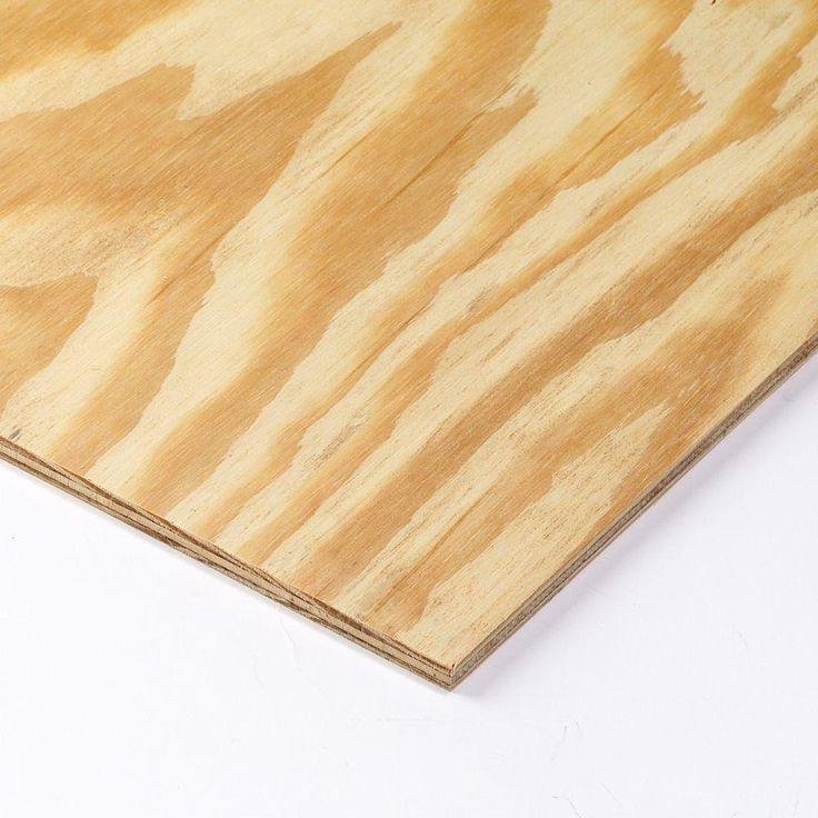 11 32 In X 4 Ft X 8 Ft Rtd Southern Yellow Pine Plywood