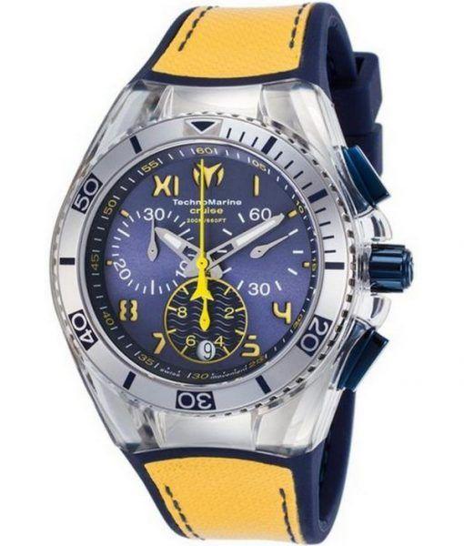 TechnoMarine California Cruise Collection Chronograph TM-115015 Unisex Watch