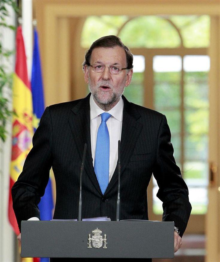 """Actualidad Actualidad Rajoy defiende """"el cambio de cara"""" de España en esta legislatura"""