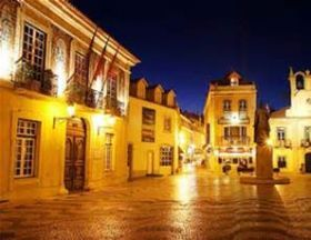 Plaza at night, Cascais, Portugal – Best Places In The World To Retire – The cost for a vacation rental in Portugal varies on the size of the property. A villa with three or four bedrooms and with a pool would cost €1,600 (US $1,750 or £1,100) a week in the high season; self-catering. If it's without a pool it costs about €1,200 (US $1,300 or £865) a week. This is in Cascais, which is the most expensive places in Portugal.