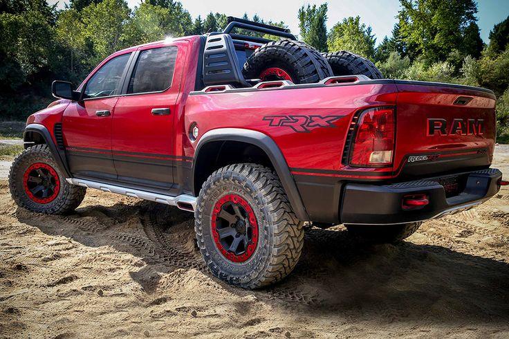 Dodge Ram Rebel TRX Concept