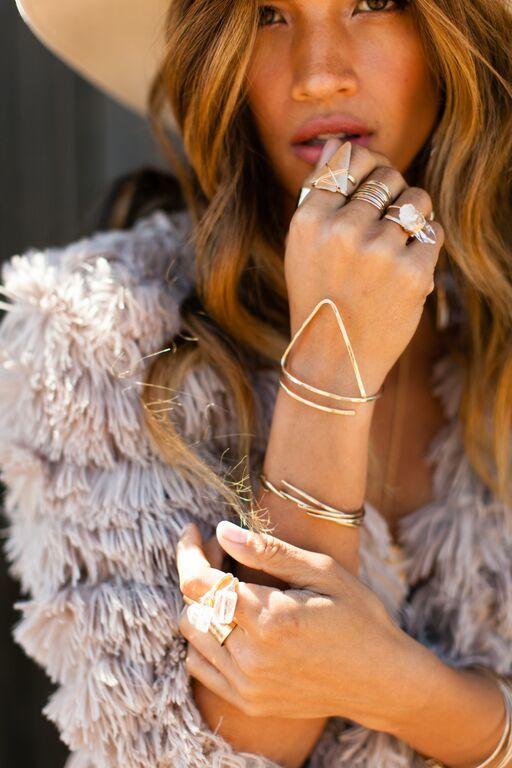 Boho Bohemian gypsy hippie style bracelets accessories jewelry. For more followwww.pinterest.com/ninayayand stay positively #inspired