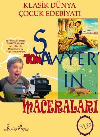 Toma Sawyer'in Maceraları (Cover Art)