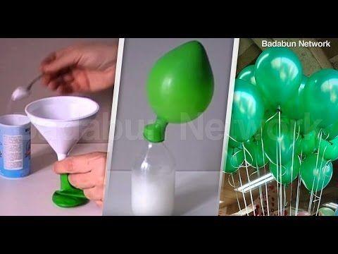 17 mejores ideas sobre globos sensoriales en pinterest - Donde conseguir helio para inflar globos ...