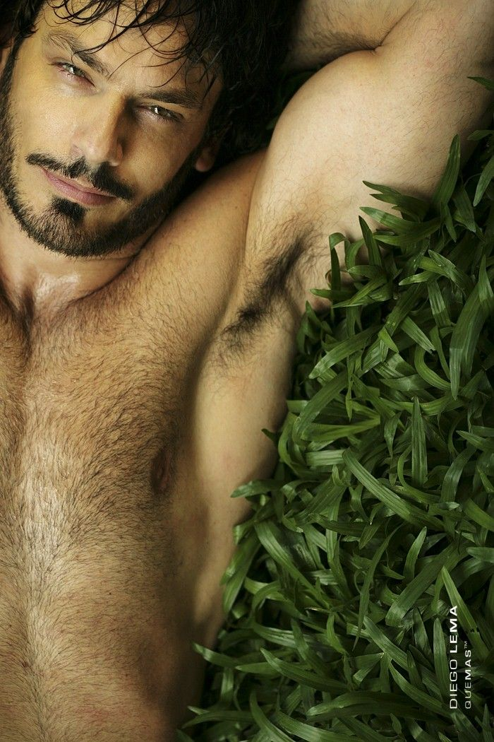 Hairy Armpit Paradise