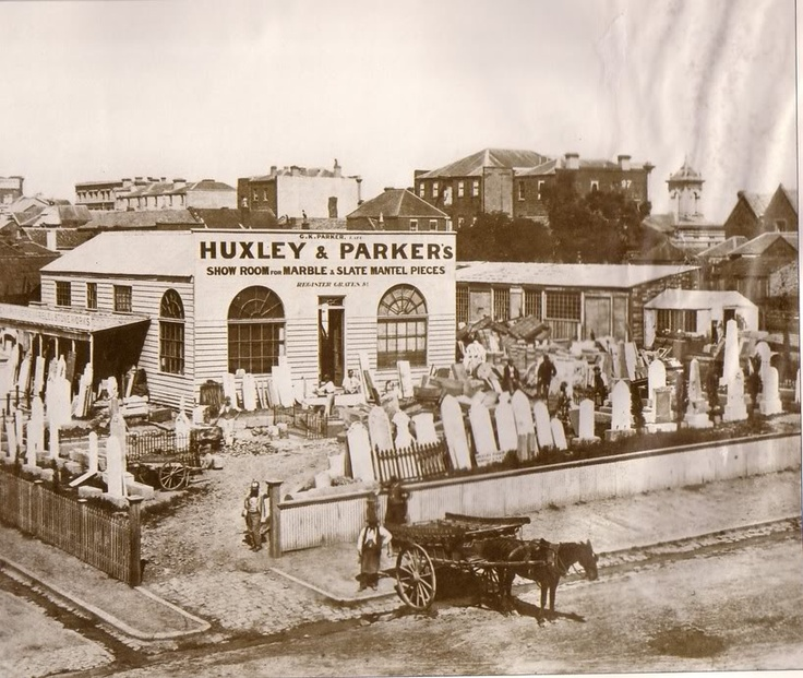 collins and russel, melbourne 1879
