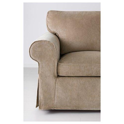EKTORP 3'lü kanepe, vellinge bej | IKEA