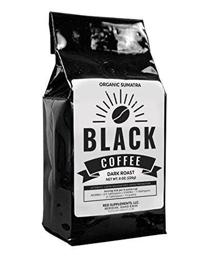 BLACK Organic Sumatra Coffee * Click image for more details.